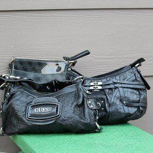 3 Guess purses